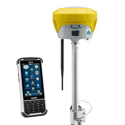 RTK-ровер GeoMax Zenith35 Pro GSM+UHF Gallileo, Glonass, 5 Гц, xPad Win