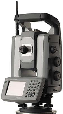 Тахеометр Trimble VX Global, MultiTrack Robotic & TRW Base SLSU-VXGLMT