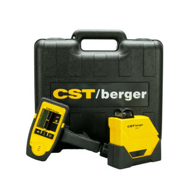 Лазерный уровень CST/berger LL20+ LD3 F0340630N8