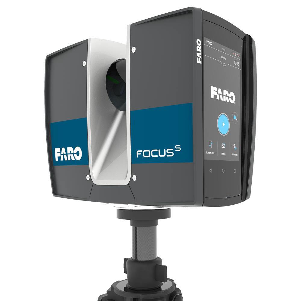Лазерный сканер FARO FOCUS S150