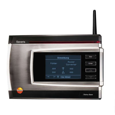 База testo Saveris 2.4 ГГц Testo 0572 0260 0572 0260