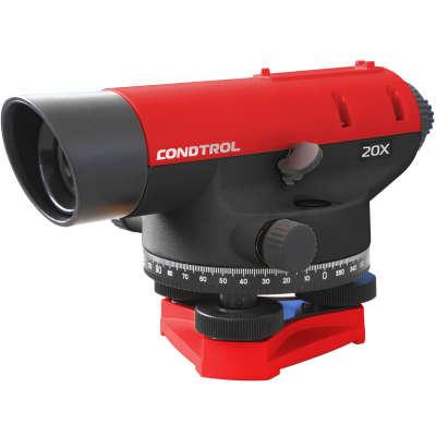 Оптический нивелир Condtrol GAL20+ штатив S6-2+рейка 3м
