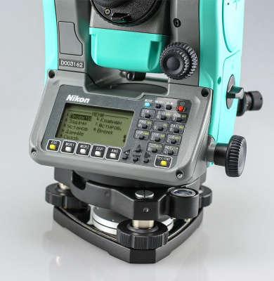 Тахеометр Nikon Nivo 2.M LP (2 панели)