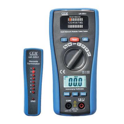 Мультиметр-тестер CEM LA-1011 481 189