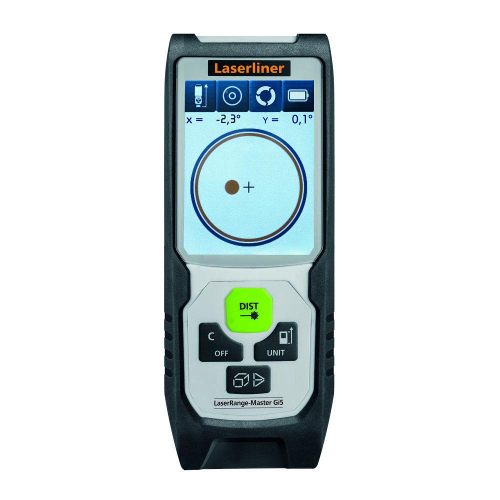 Лазерный дальномер Laserliner LaserRange-Master Gi5 080.838A