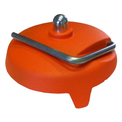 Башмак геодезический  Trimble Footplate with steel punch (7078030000000)