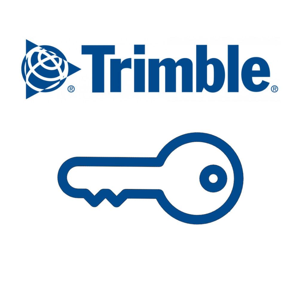 Электронный ключ Trimble TBC Mobile Mapping Bundle - Hardware License. 63687-00