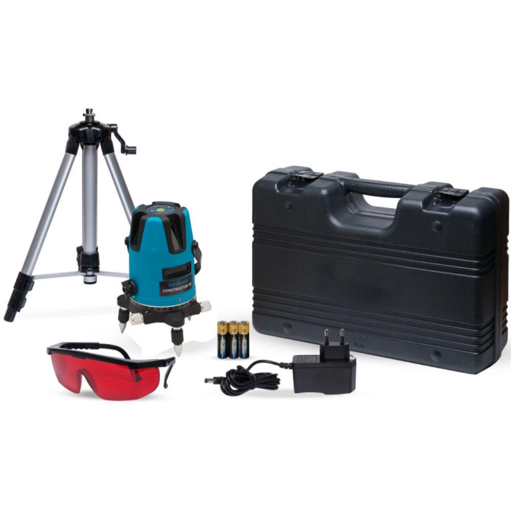 Лазерный уровень Instrumax CONSTRUCTOR 4D SET IM0114