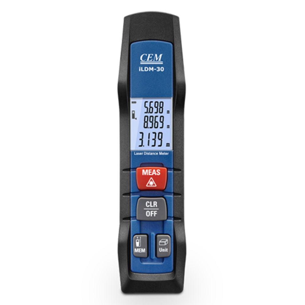 Лазерный дальномер CEM ILDM-30 482308