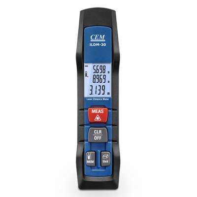 Лазерный дальномер CEM ILDM-30 482 308