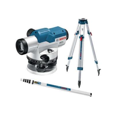 Оптический нивелир Bosch GOL 20D Kit Professional 0601068402