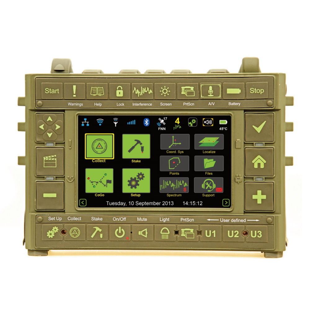 Контроллер Javad Victor-LS GSM UHF