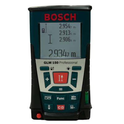 Лазерный дальномер Bosch GLM 150 Professional + BT150 061599402H