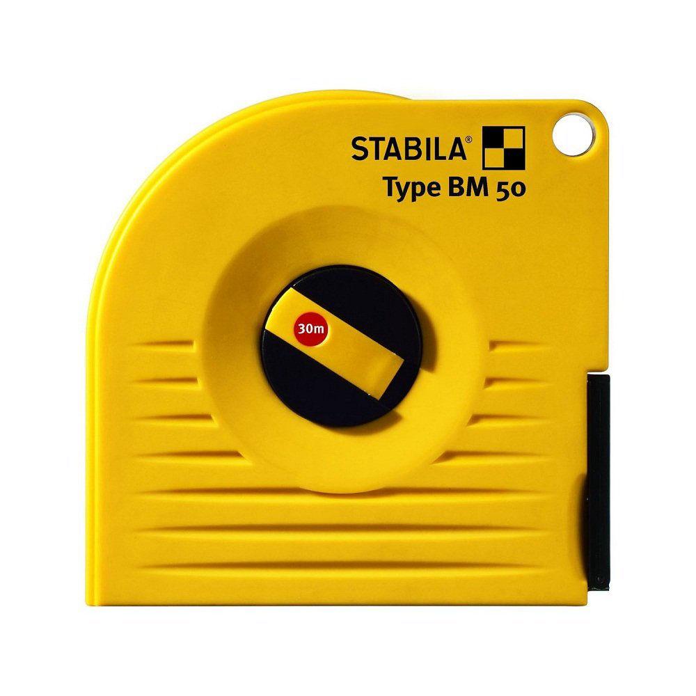 Измерительная лента STABILA BM 50 (P) 30м 17219