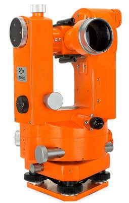 Оптический теодолит RGK TO-02 + поверка 4610011870583