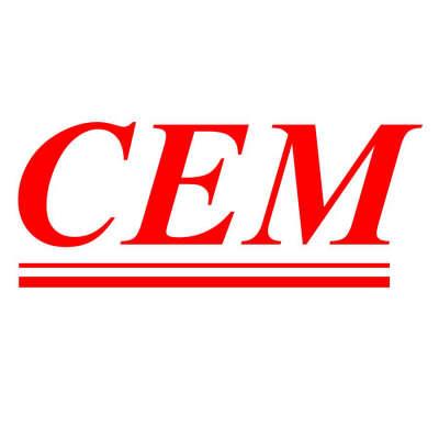 Логотип CEM