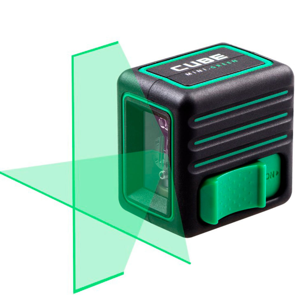 Лазерный уровень ADA Cube Mini Green  Basic Edition А00496