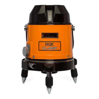 Лазерный уровень RGK UL-443P (4610011870279)