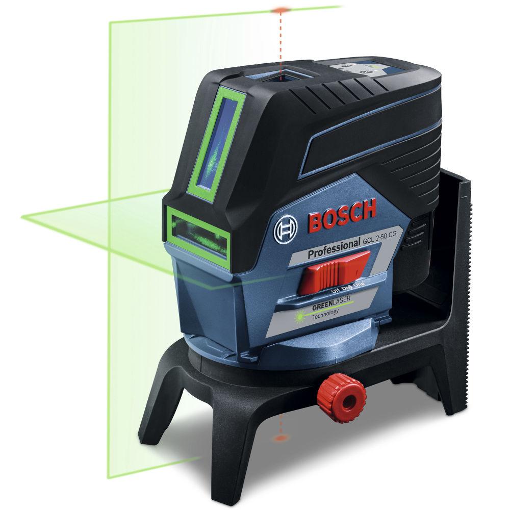 Лазерный уровень Bosch GCL 2-50 CG  0601066H00