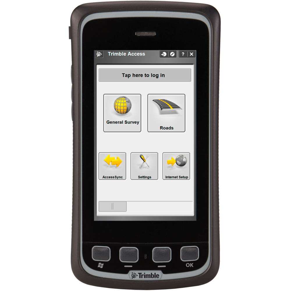 Полевой контроллер Trimble Slate, Trimble Access, extended batteries