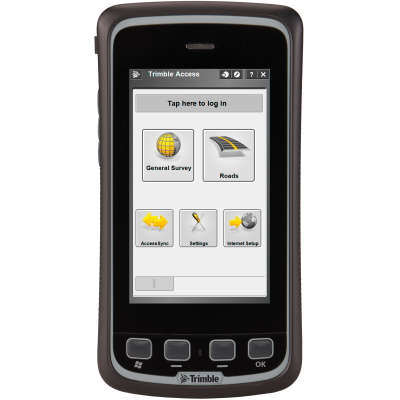 Контроллер Trimble Slate, Trimble Access GNSS, extended batteries
