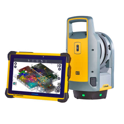 Наземный 3D-сканер Trimble X7 + T10 Tablet +  Perspective