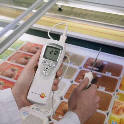 Термометр Testo 926 базовый комплект 0563 9262