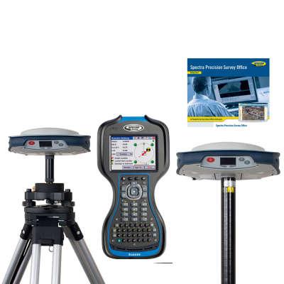 RTK-комплект база + ровер Spectra SP80 GSM, Base, Rover Ranger3 + SPSO SP80/SP80 + 3L