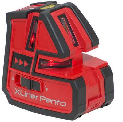 Лазерный уровень Condtrol XLiner Pento (1-2-029)