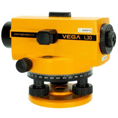 Оптический нивелир Vega L30 с поверкой. GEOOPTIC фото 8