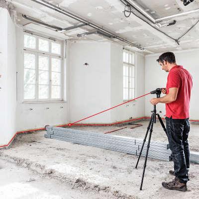 Лазерный дальномер Leica DISTO X4 с поверкой (855107-1)