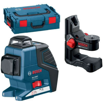 Лазерный уровень Bosch GLL 2-80 P (BM1new, L-boxx) 0.601.063.208
