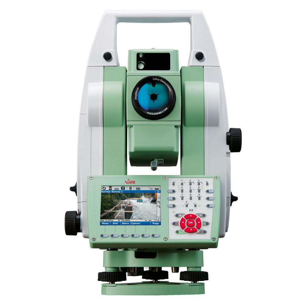 """Тахеометр Leica TS11 R1000 Arctic (3"""") 833284"""