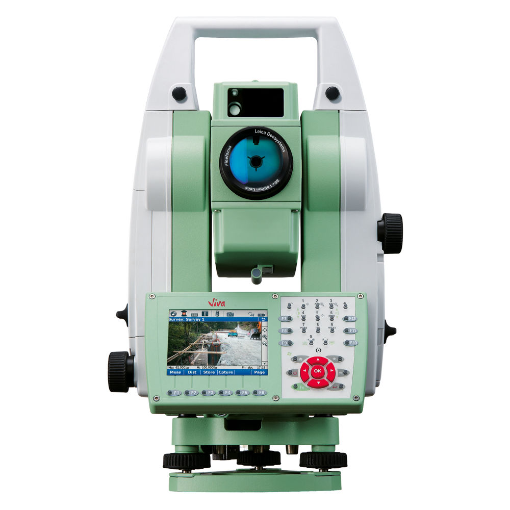 "Тахеометр Leica TS11 R500 (2"") 796539"