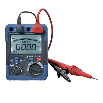 Мегаомметр CEM DT-6605 481653
