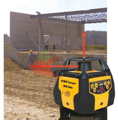 Ротационный нивелир CST/berger LM 800 DPI F0340619NE