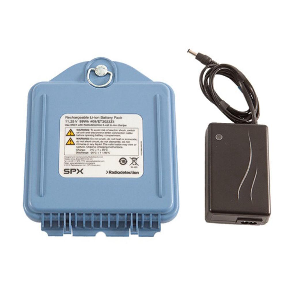 Аккумуляторы для генератора Radiodetection (220В)  + з/у