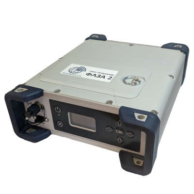 GNSS-приемник Руснавгеосеть Фаза 2 с радиомодулем FAZA2-002-UHF