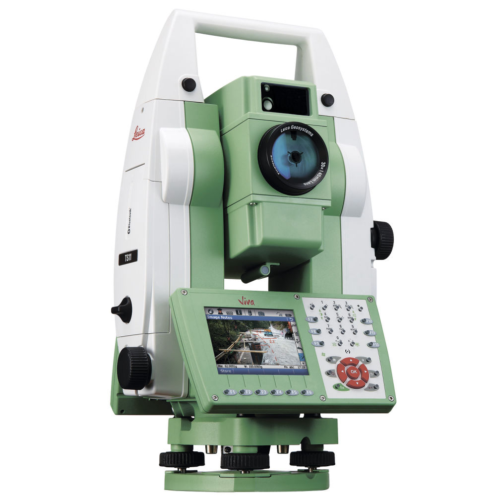 "Тахеометр Leica TS15 I R400 (5"") 780874"
