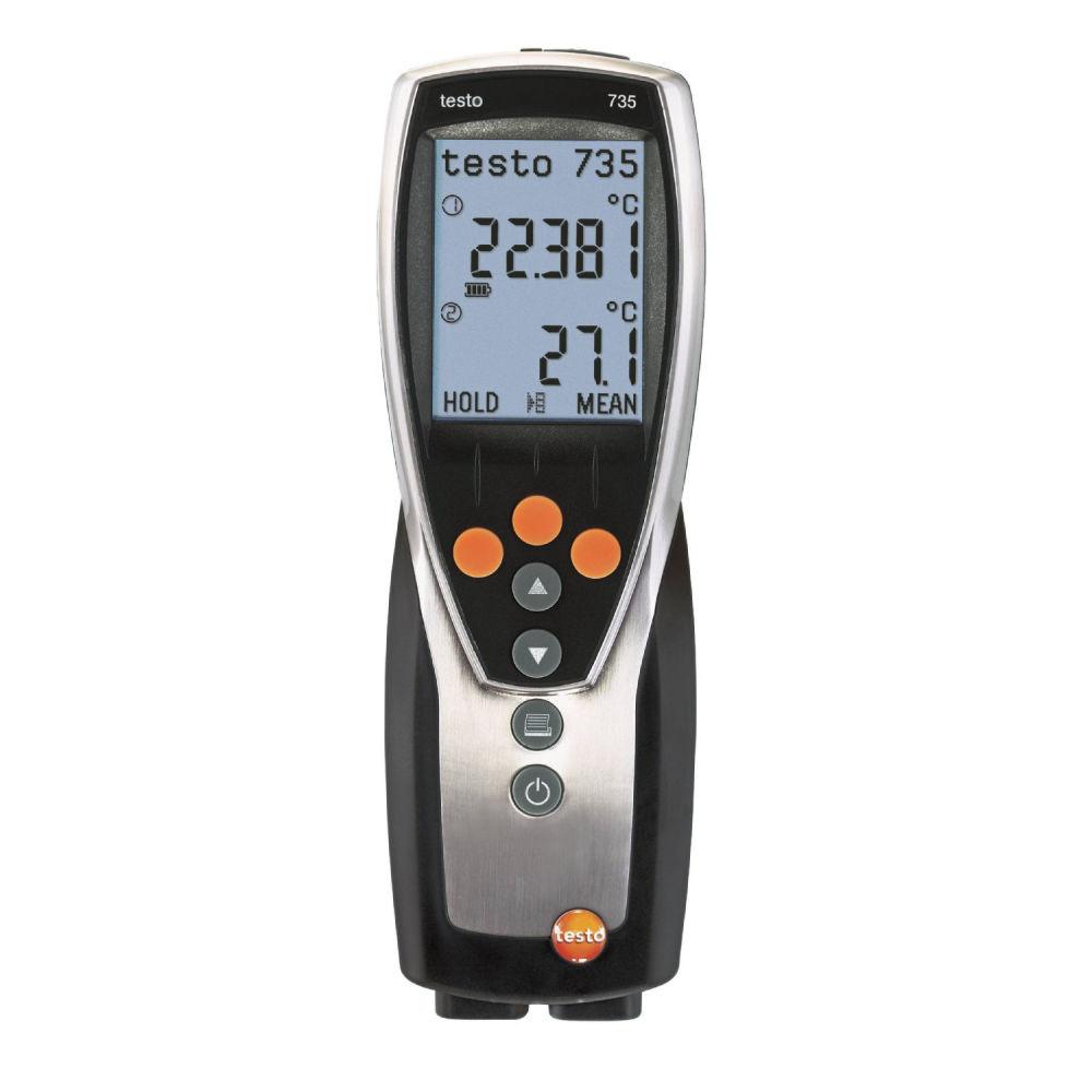 Термогигрометр Testo 735-2 0563 7352