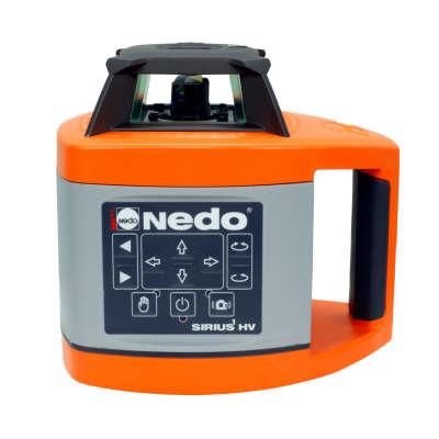 Ротационный лазерный нивелир Nedo Sirius 1 HV (471940)