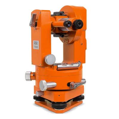 Оптический теодолит RGK TO-05 + поверка 4610011870590