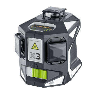 Лазерный уровень Laserliner X3-Laser Pro (036.800L)