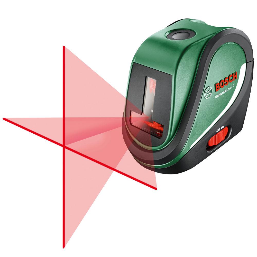 Лазерный уровень Bosch UniversalLevel 2 0603663800
