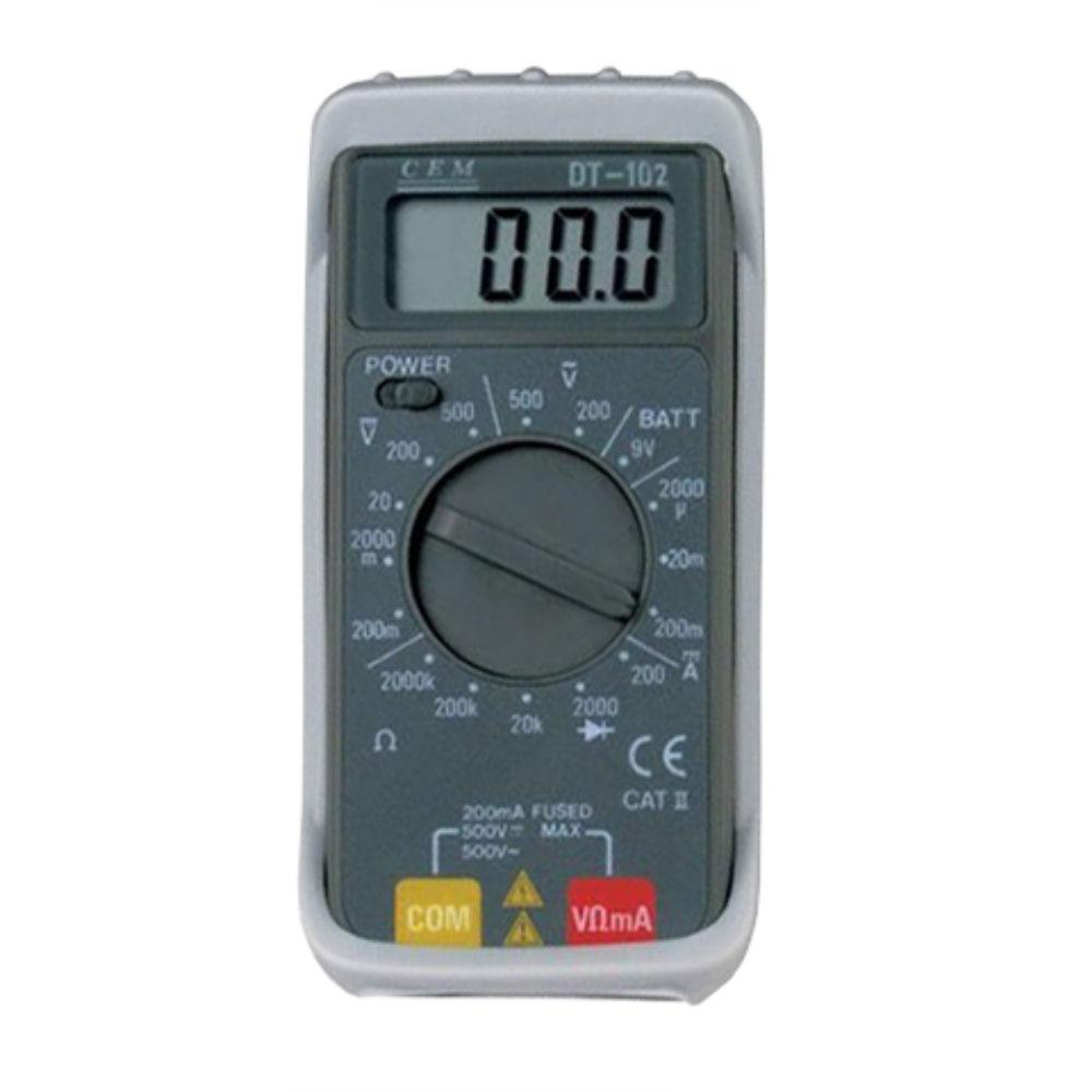 Мультиметр CEM DT-102 481875