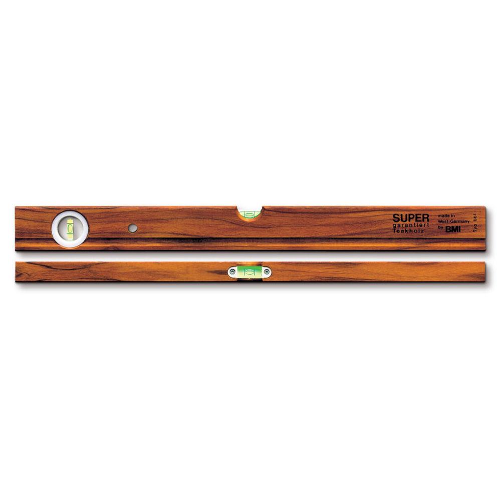 Строительный уровень BMI Hardwood (60cm) 661060