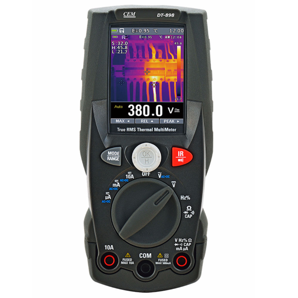 Мультиметр TRMS CEM DT-898 482490