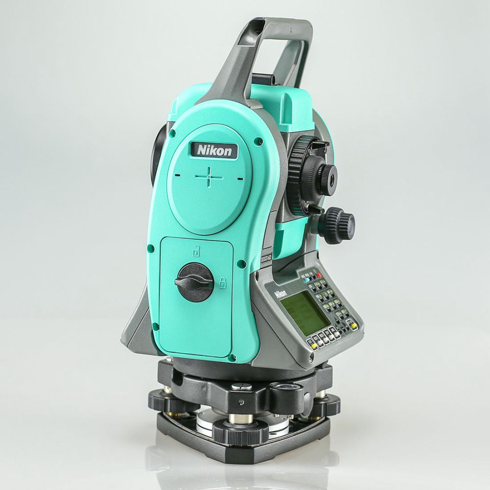 Тахеометр Nikon Nivo 2.M+ LP HNA30280-LP