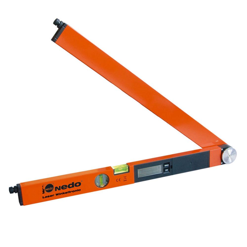 Электронный угломер Nedo LaserWinkeltronic 600mm 460612
