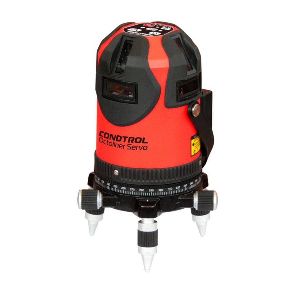 Лазерный уровень Condtrol Octoliner Servo 1-2-124